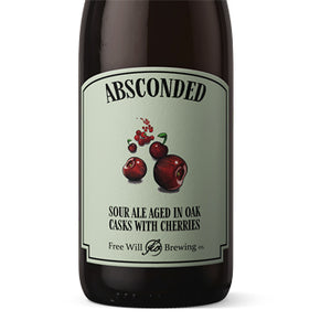 Free Will - Absconded Dark Cherry