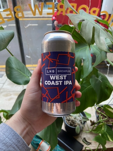 Left Handed Giant (LHG BREWPUB) - West Coast IPA