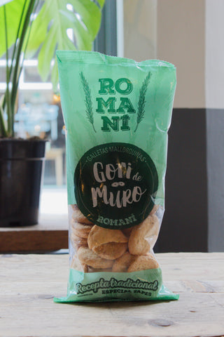 Romani Mallorcan Rosemary Crackers