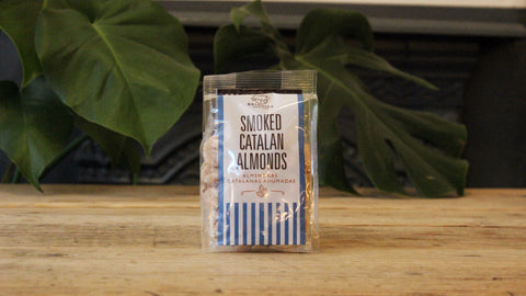 Smoked Catalan Almonds
