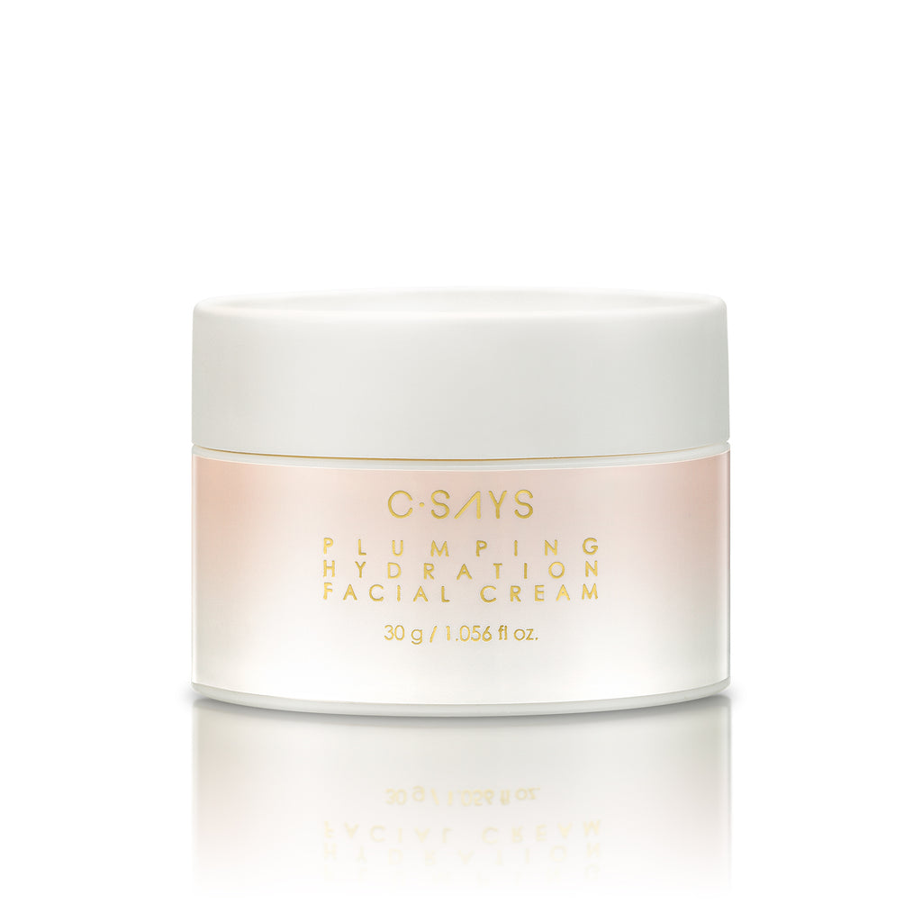 C.SAYS 喚膚水彈面霜 Plumping Hydration Facial Cream