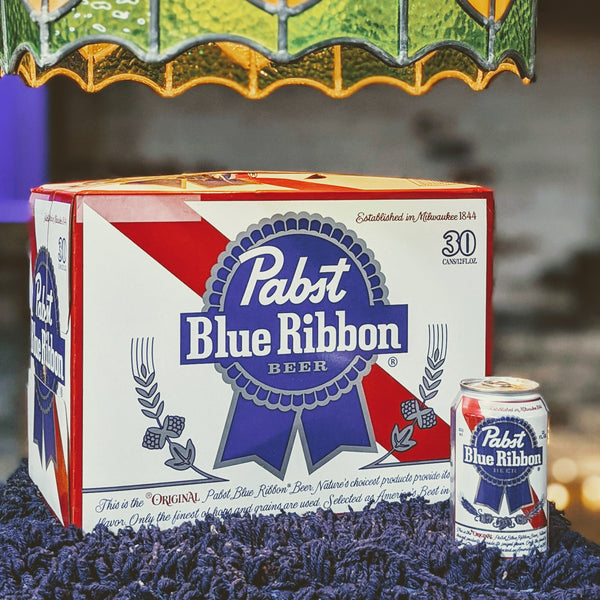 Philadelphia Beer Delivery - 30 pack of PBR (Pabst Blue Ribbon)