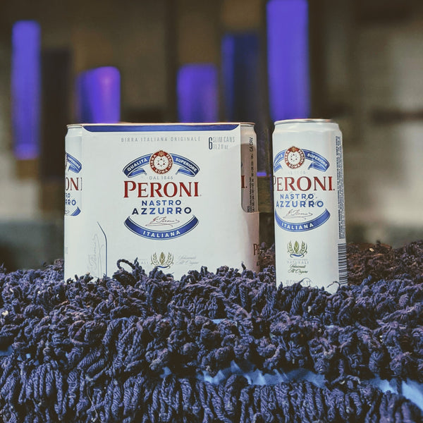Philadelphia Beer Delivery - 6 pack of Peroni
