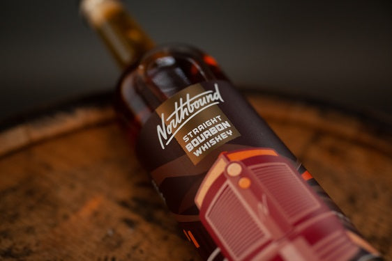 Philadelphia Liquor Delivery -  Northbound Bourbon Whiskey from Boardroom Spirits
