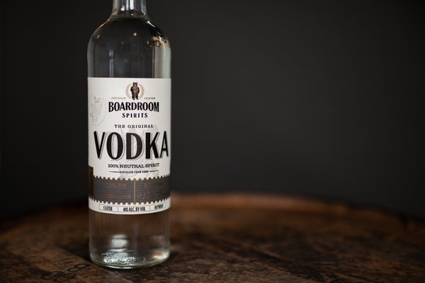 Philadelphia Liquor Delivery - Original Vodka from Boardroom Spirits