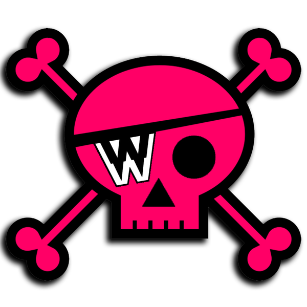 Skully Sticker