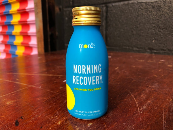 Philadelphia Delivery - More Labs' Morning Recovery Hangover Drink