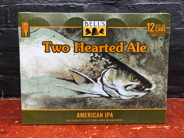Philadelphia Beer Delivery - 12 cans of Two Hearted Ale from Bell's