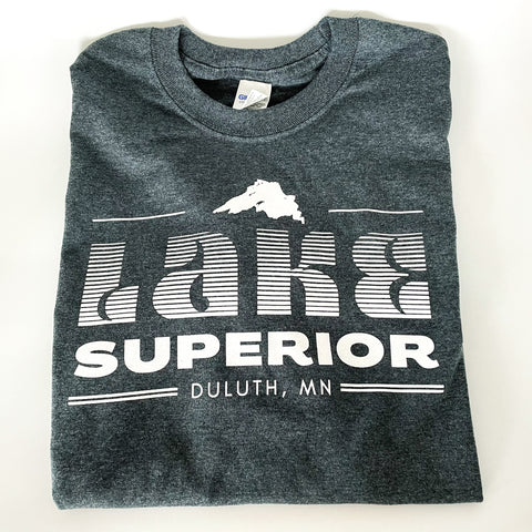 Lake Superior Long Sleeve Shirt