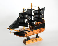 Small Pirate Ship with Gun Port