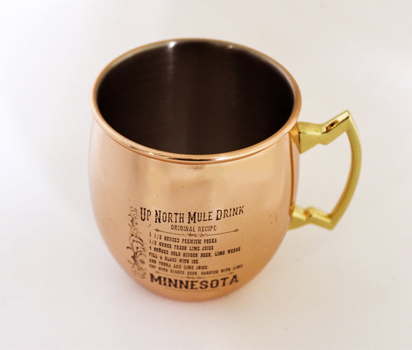 Up North Moscow Mule Cup