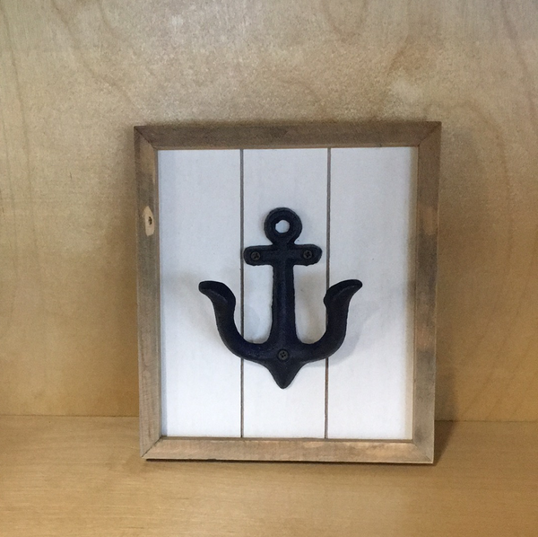 Small anchor hooks