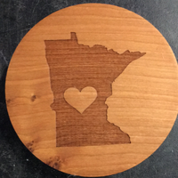 Minnesota coaster