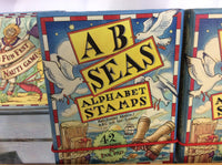 AB Seas Stamps