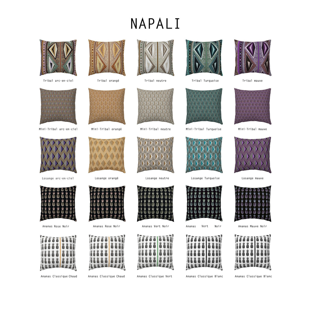 Napali : Coussin personnalisable