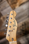 Custom Shop '72 Telecaster Thinline Relic Todd Krause 2009 Black