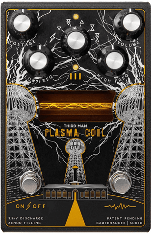Third Man Records Plasma Coil