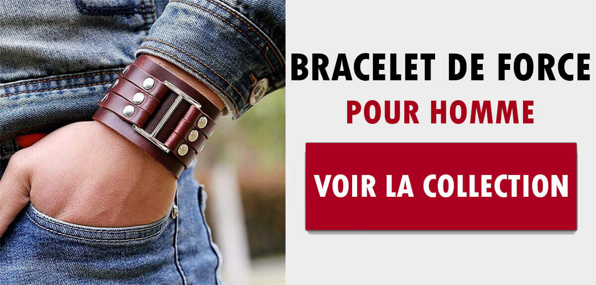 collection bracelets de force