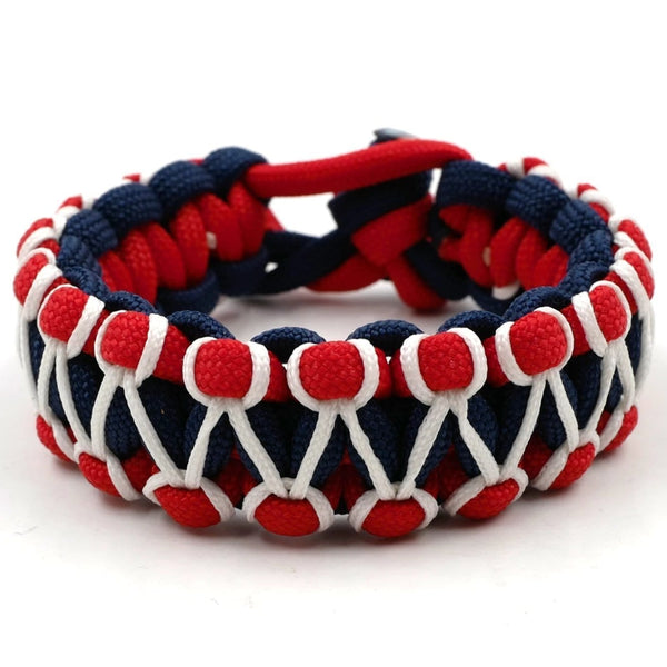 Bracelet Paracorde 3 Couleurs
