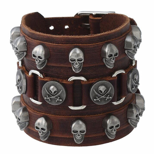 Bracelet de force punks