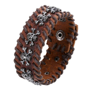 bracelet pirate homme