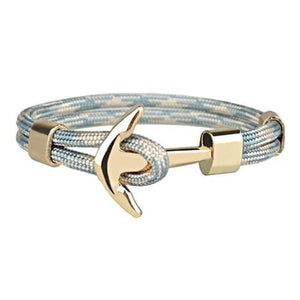 Bracelet Marin Homme Ancre