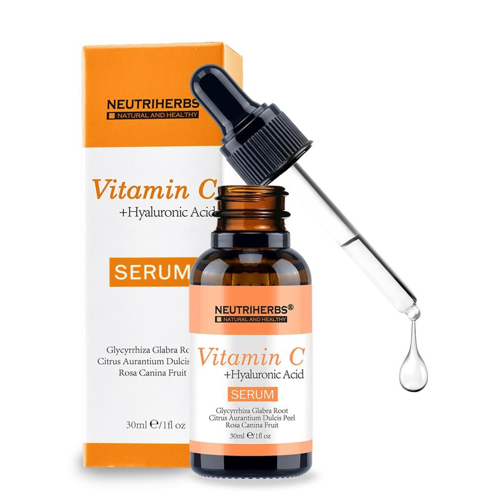 Neutriherbs Enhanced Vitamin C Serum with Hyaluronic Acid (30ml)