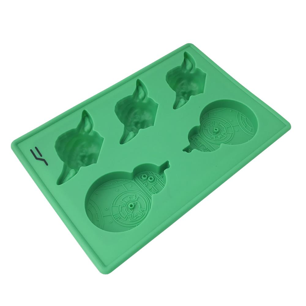 ALTA Yoda & BB-8 Ice Tray