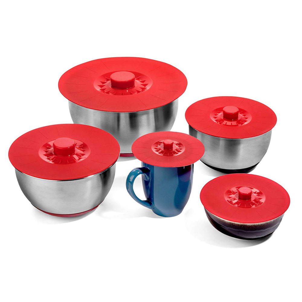 ALTA Silicone Suction Lids - 5 Piece
