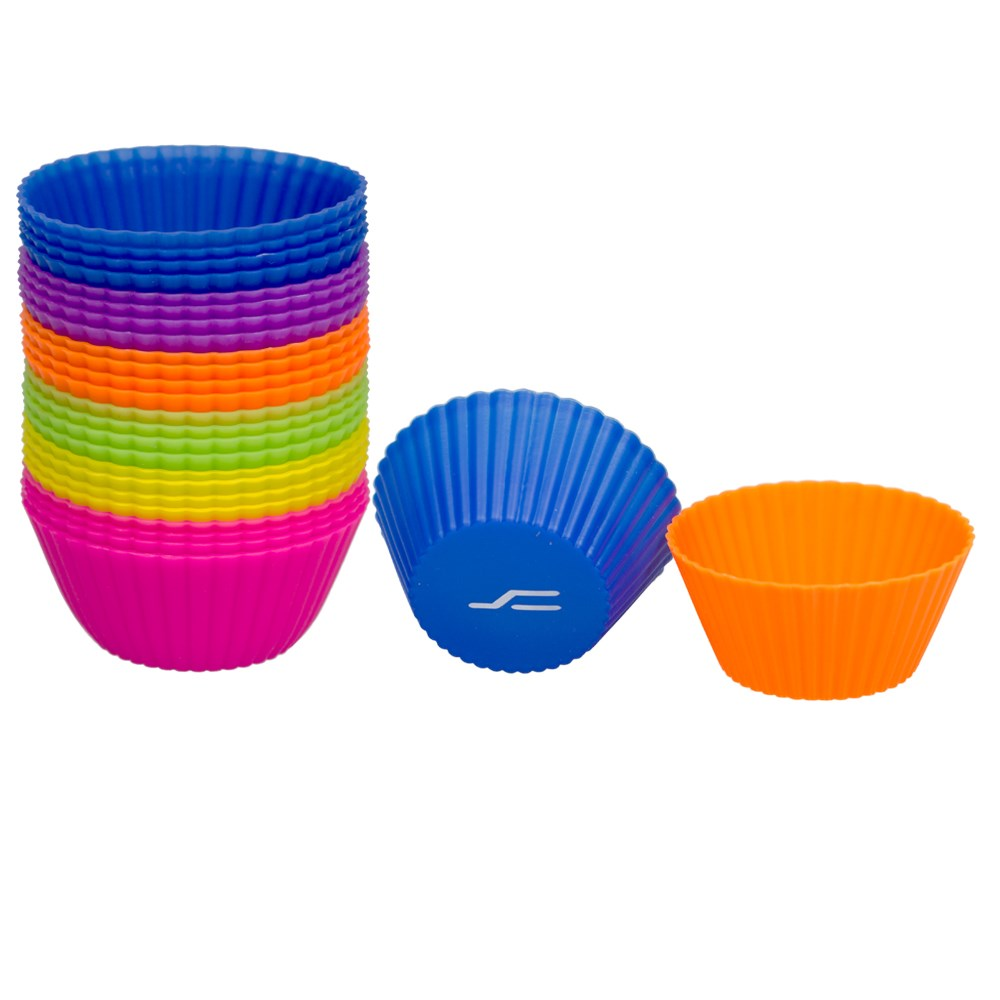 ALTA Colourful Cupcake Cups - Set of 24