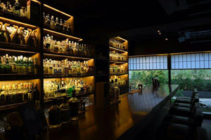 A Whisky Bar in Hong Kong with an extensive selection of Single Malt and an eclectic choice of cocktails