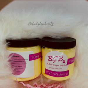 BGB Whipped BodyButter  - 8 oz