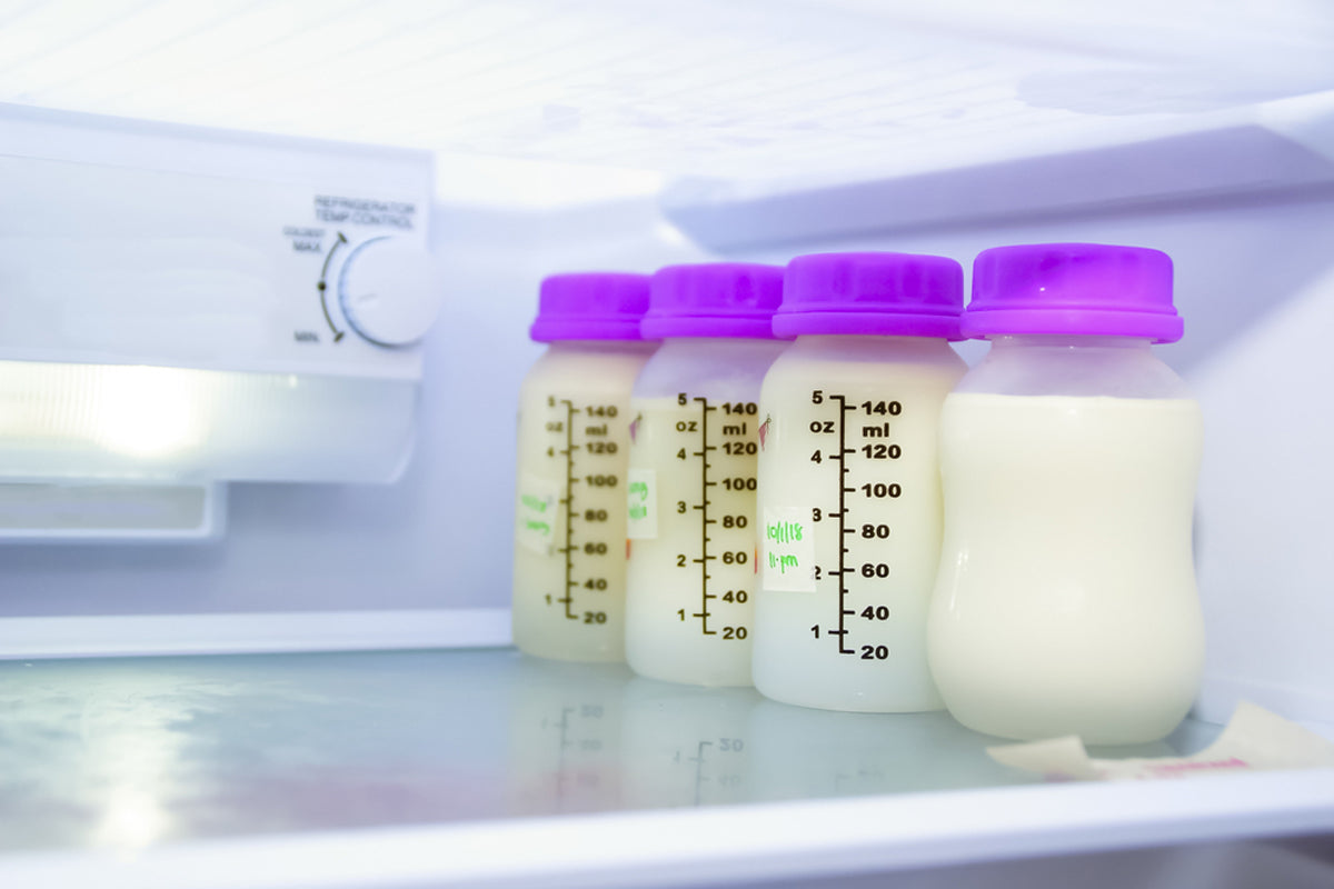 How Long Can You Keep The Stored Breast Milk