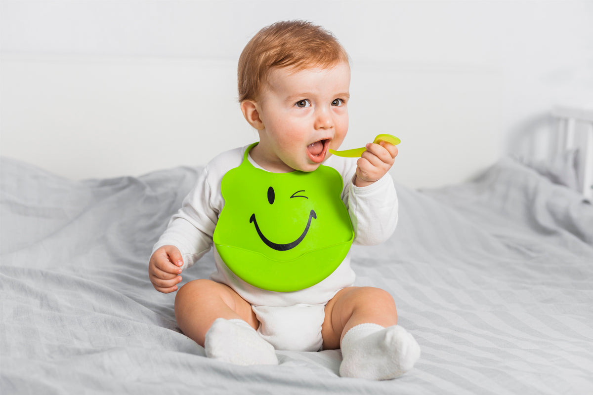 Newborn Baby Bibs 101: Everything That You Need To Know