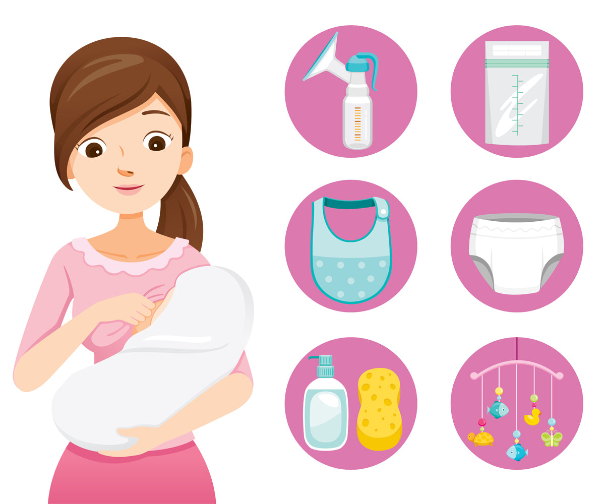 Breastfeeding Tips For New Mother