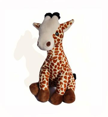 The Farting Dog Company - Gilbert The Farting Giraffe Plush Toy with Farting Sounds