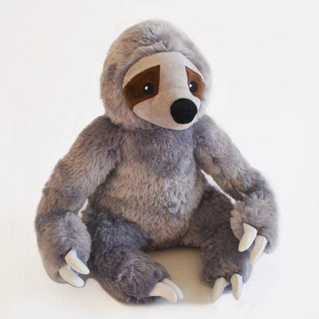 The Farting Dog Company - Stanley The Stinky Sloth Plush Toy With Farting Sound Insert