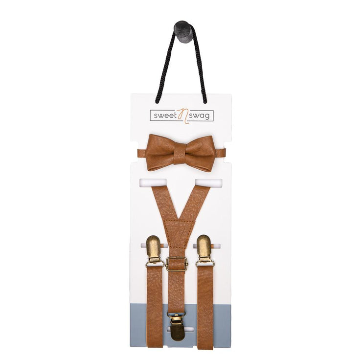 Bow Tie Set-The perfect Match (4290774466639)