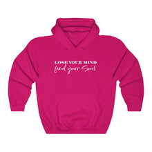 Load image into Gallery viewer, FIND YOUR SOUL - Unisex Heavy Blend™ Hooded Sweatshirt