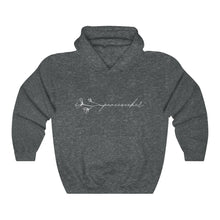 Load image into Gallery viewer, PEACE SEEKER - Unisex Heavy Blend™ Hooded Sweatshirt