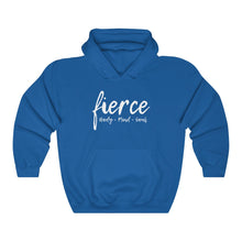 Load image into Gallery viewer, FIERCE - Unisex Heavy Blend™ Hooded Sweatshirt