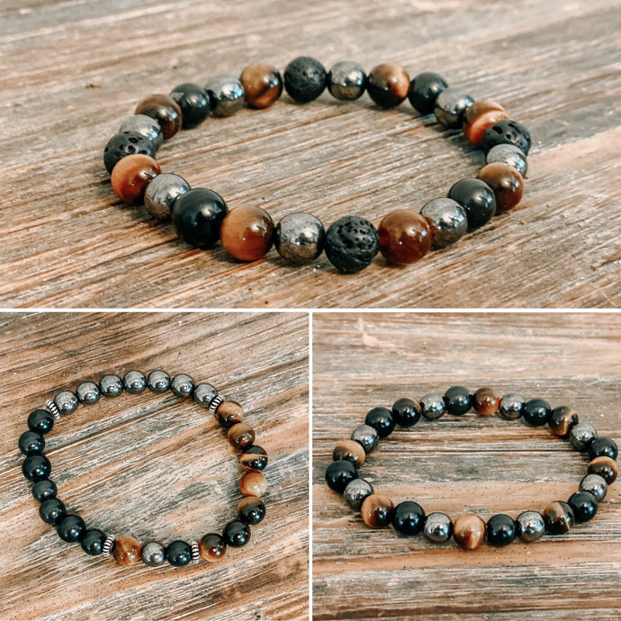 Triple Protection & Grounding Bracelet