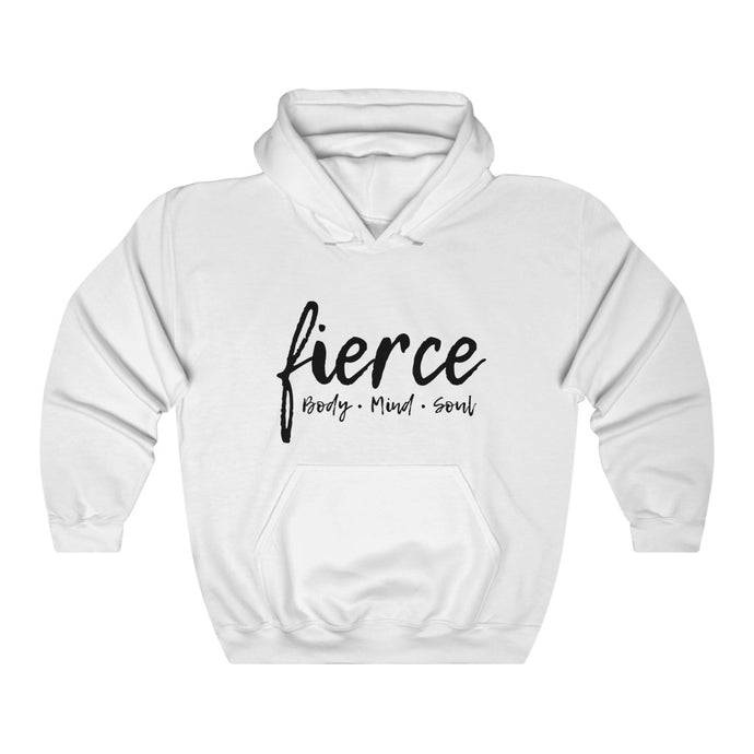 FIERCE - Unisex Heavy Blend™ Hooded Sweatshirt