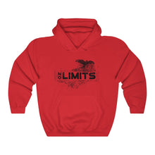 Load image into Gallery viewer, NO LIMITS - Unisex Heavy Blend™ Hooded Sweatshirt