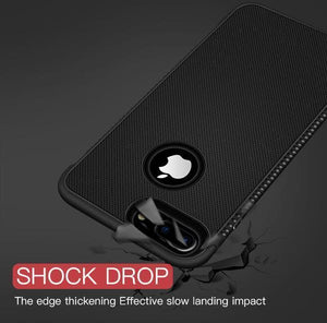 AntiShock Real Armor iPhone 7/7 Plus Case 2.0 (Anti-Fingerprint)