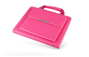 9.7 Inch Fashion Tablet Leather Handbag