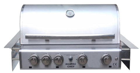 "ALL'GRILL Built In CHEF ""L"""