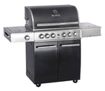 "ALL'GRILL CHEF ""L"" BLACK"