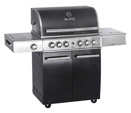 "ALL'GRILL CHEF ""L"" BLACK mit 10 % Warengutschein"