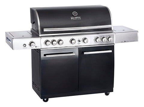 "ALL'GRILL CHEF ""XL"" BLACK mit 12 % Warengutschein"
